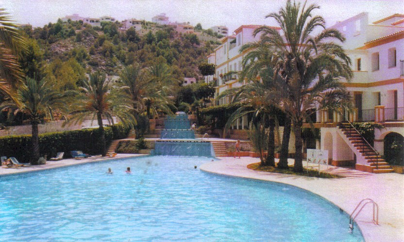 Holiday Apartment, Las Zarzas, La Sella, Denia, Spain